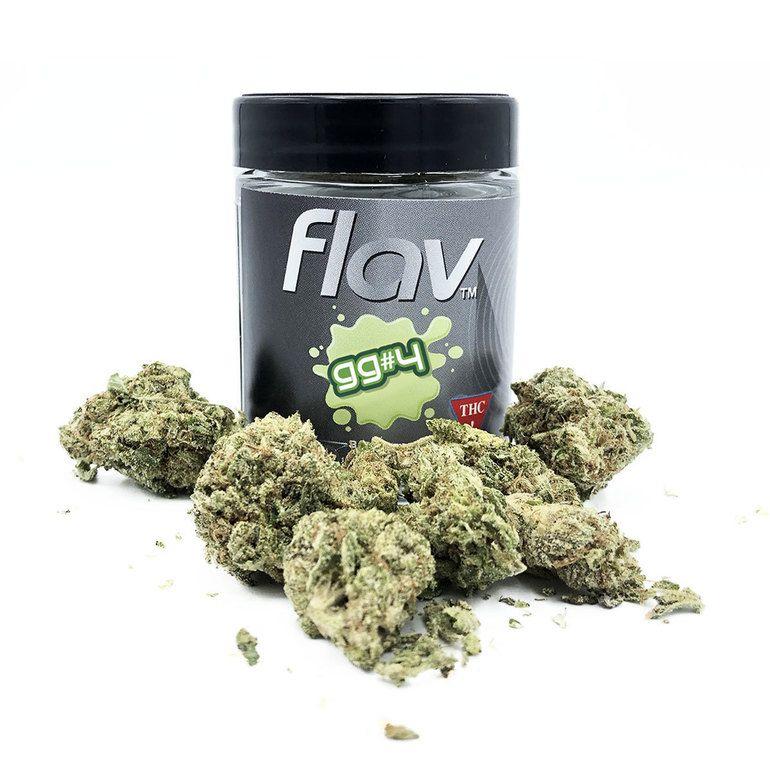 Flav GG #4 Jars