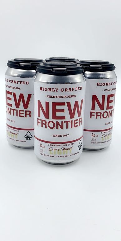 New Frontier Cannabis Brew - 5mg THC