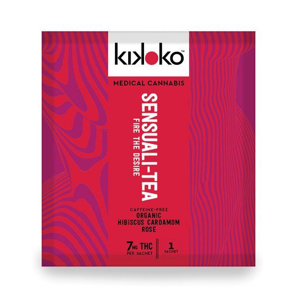 Kikoko Sensuali-Tea Pouch $8
