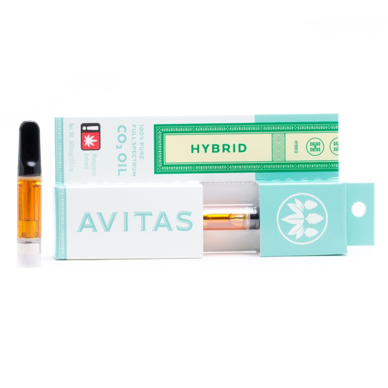 Avitas - Blue Dream, Co2 Cartridge Was $39