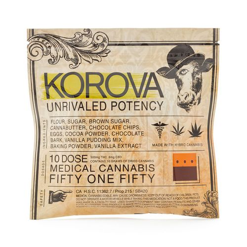 Korova Fifty One Fifty Bar, 500mg