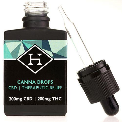 Hashman - Canna Drops Theraputic Relief (200mg) | CBD