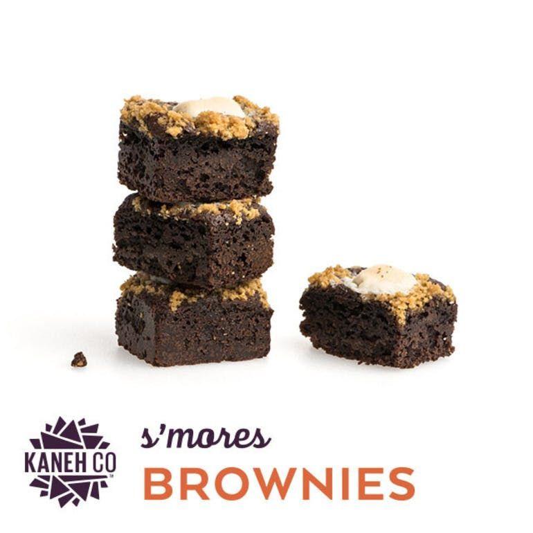 Kaneh Co - S'mores Brownies 100mg