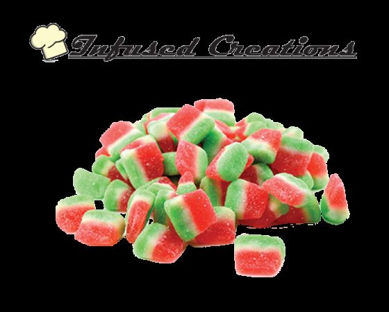 Infused Creations - Watermelon Slices 300 MG Indica