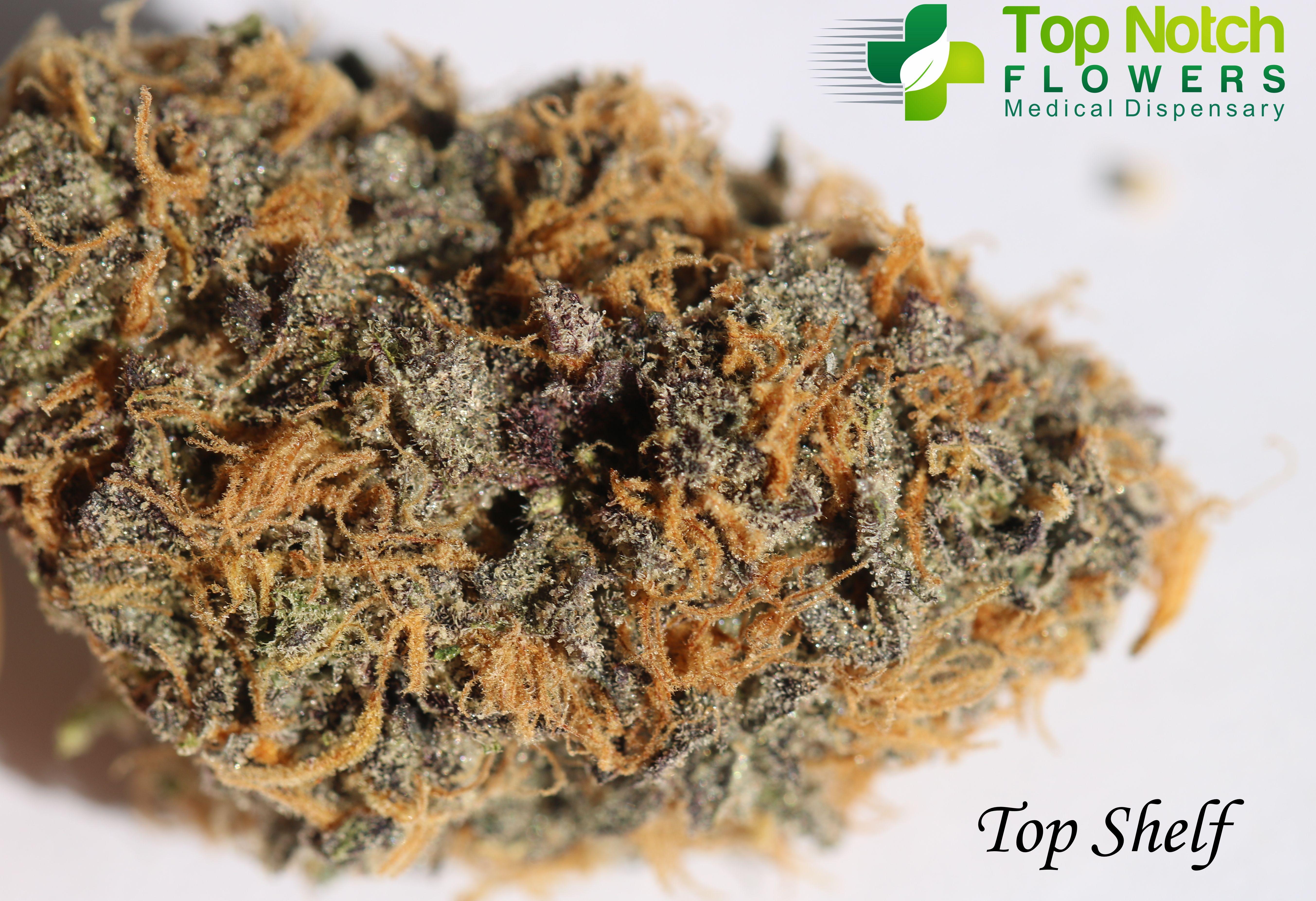 Top Shelf Granddaddy Purple