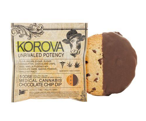 Korova Chocolate Chip Dip 250MG