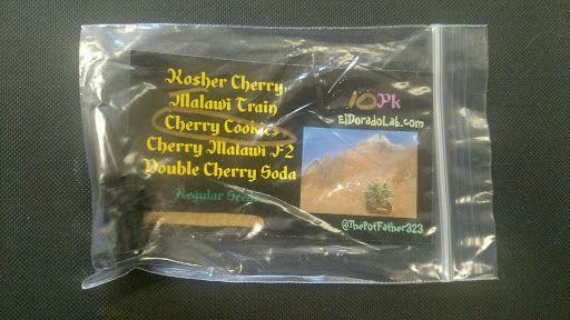 Cherry Cookies 10pk