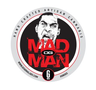 G Nugs - Madman OG (3.5 gram jar)