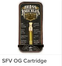 Brass Knuckles - SFV OG Cartridge