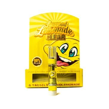 Lynwood Lemonade - Dr. Zodiaks Moonrock Clear Cartridge