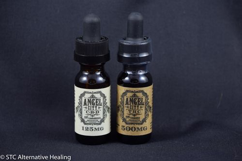 Angel City THC Tincture 500 MG