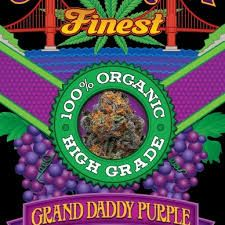 California Finest Pre Rolls - Grand Daddy Purple