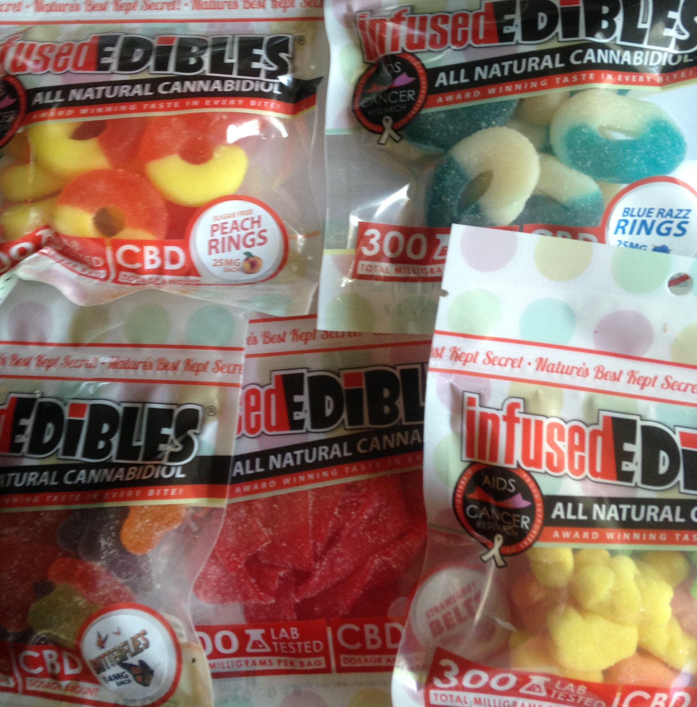 Infused Edibles