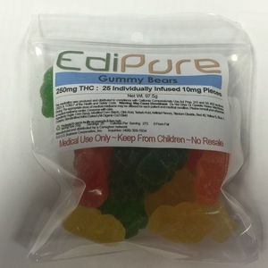 Edipure - Gummy Bears (Gummy Candy)