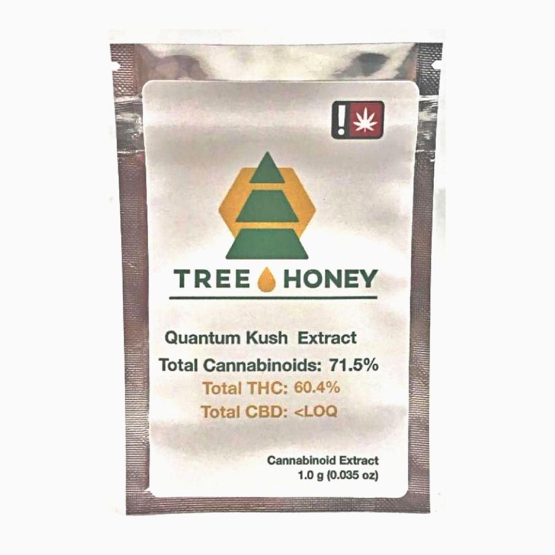 Tree Honey - Quantum Kush, Wax *Was $20
