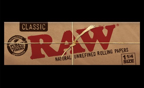 CLASSIC RAW (1 1/4) PAPERS