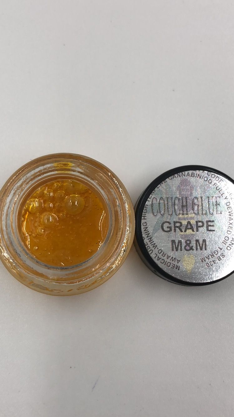 Grape M&M Sauce (Couch Glue)