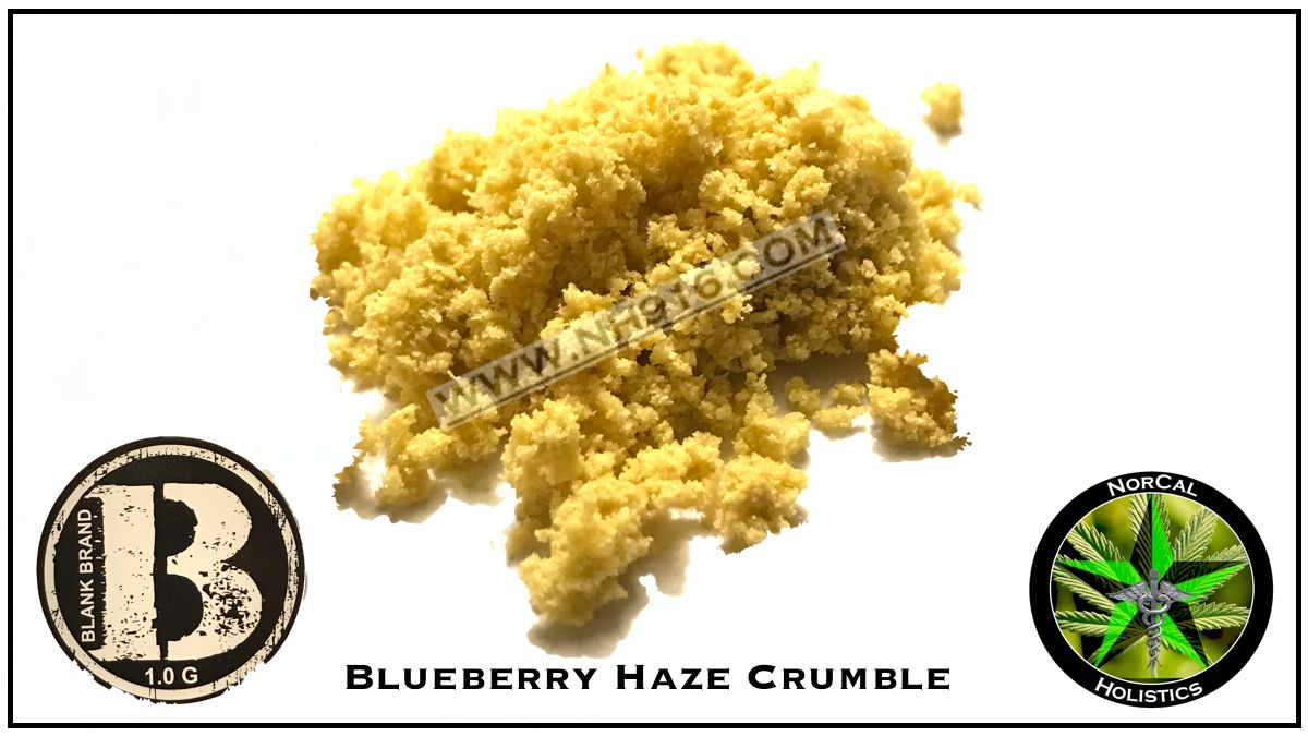 [Blank Brand] Blueberry Haze