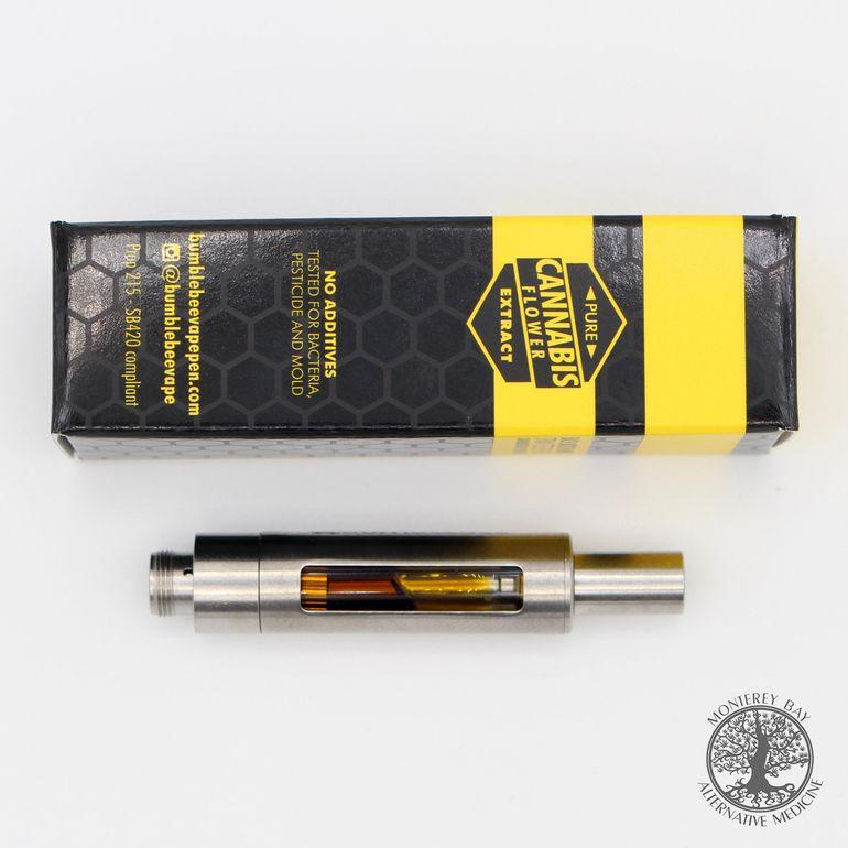 Bumble Bee Pineapple Kush Vape Cartridge 500MG
