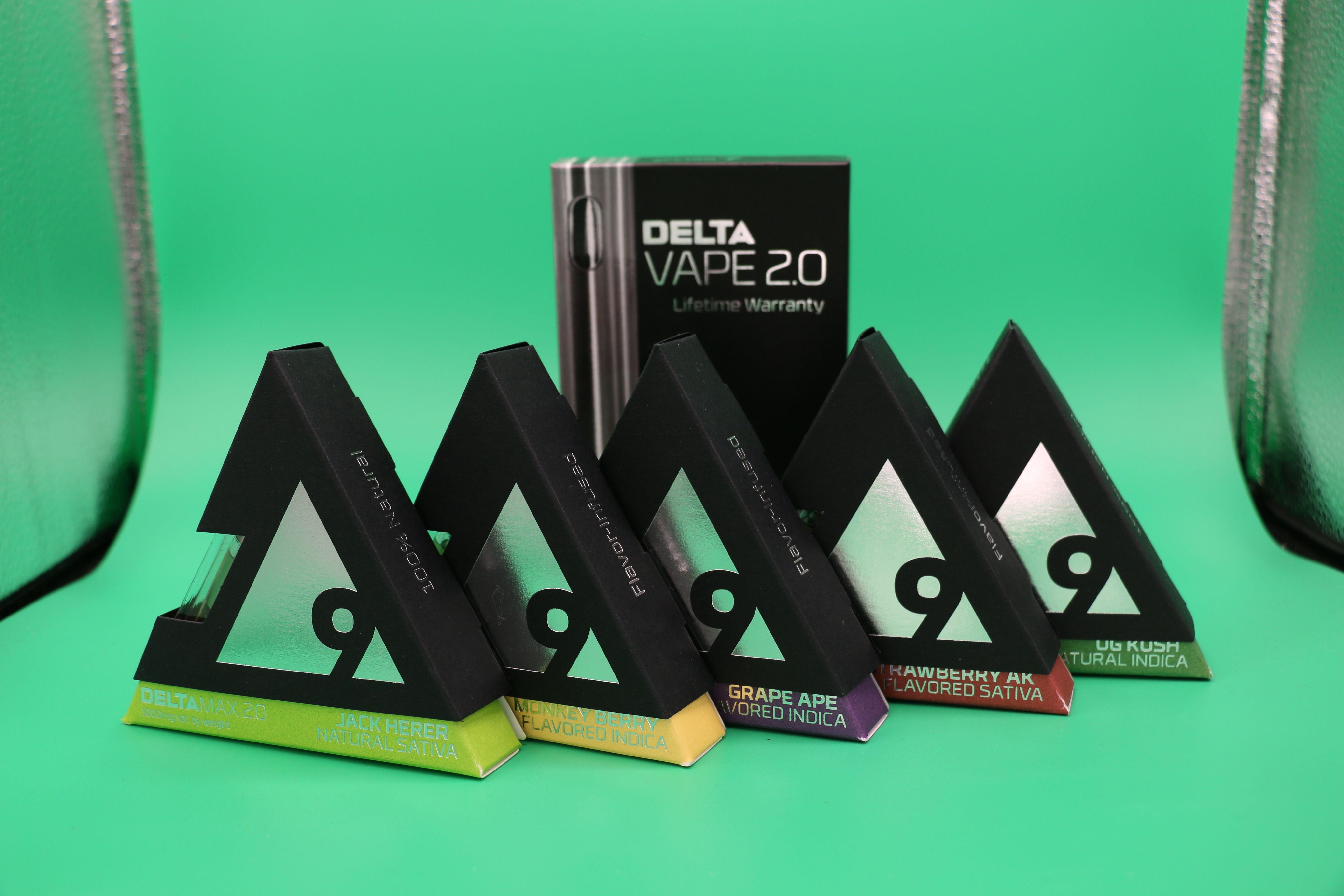 Delta 9 Vape Refill