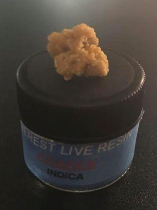The Kraken Live Resin