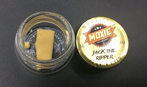 Jack the Ripper Live Resin Cake Batter by Moxie