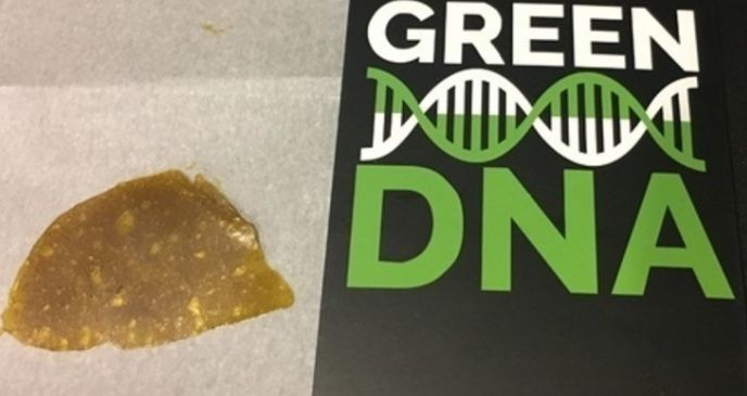 Tahoe OG Shatter by Green DNA