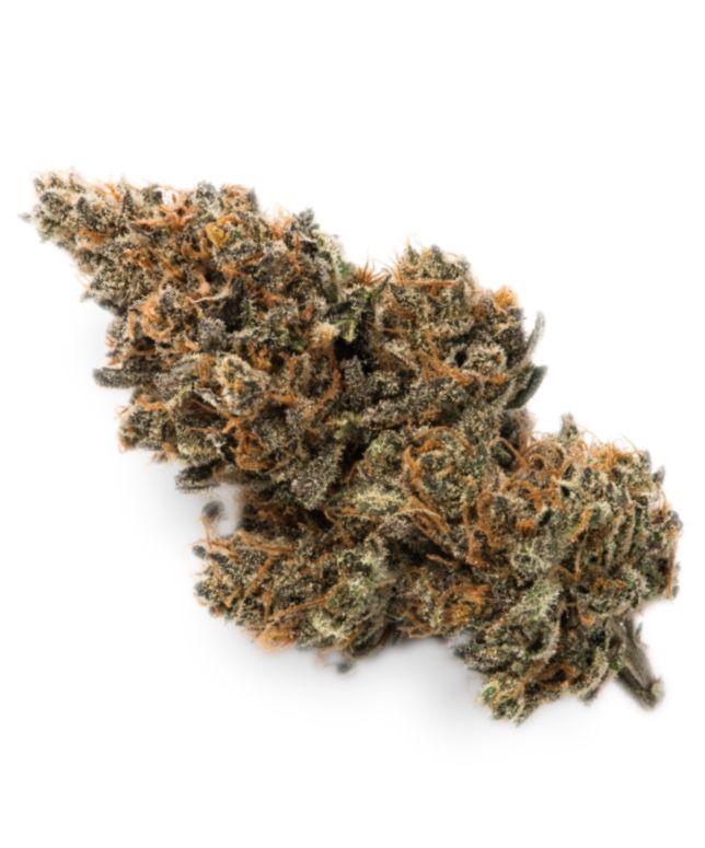 Pruf Cultivar - The Gorge B buds, Hybrid, Indoor