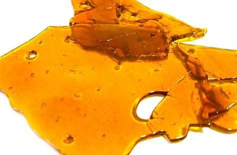 King Louis XIII (Indica) Shatter
