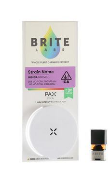 Brite Labs / PAX Era Pod - Cookie Glue