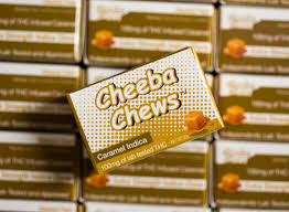 Caramel Cheeba Chew 100mg