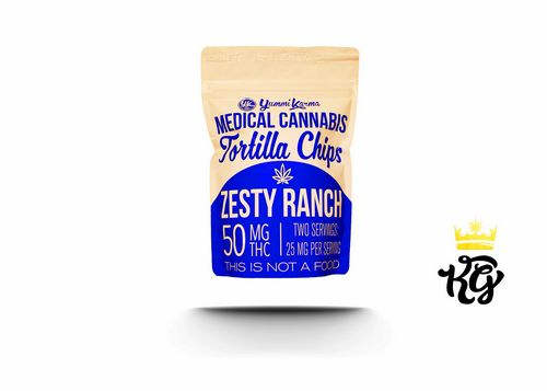 Yummy Karma Zesty Ranch Chips