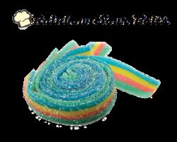 Infused Creations - Rainbow Sour Belts 300mg (Sativa)