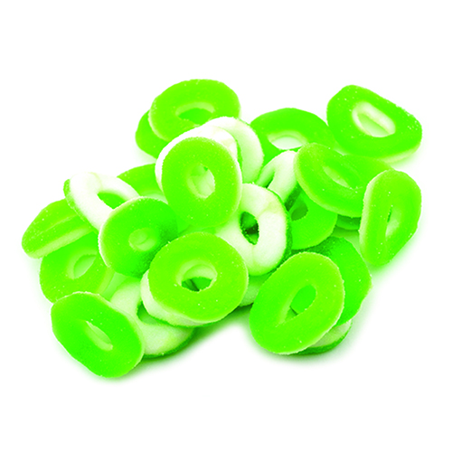 Infused Creations Apple Rings- 150mg (Sativa)