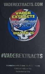 Vader Extracts- DeadHead OG Shatter 1g