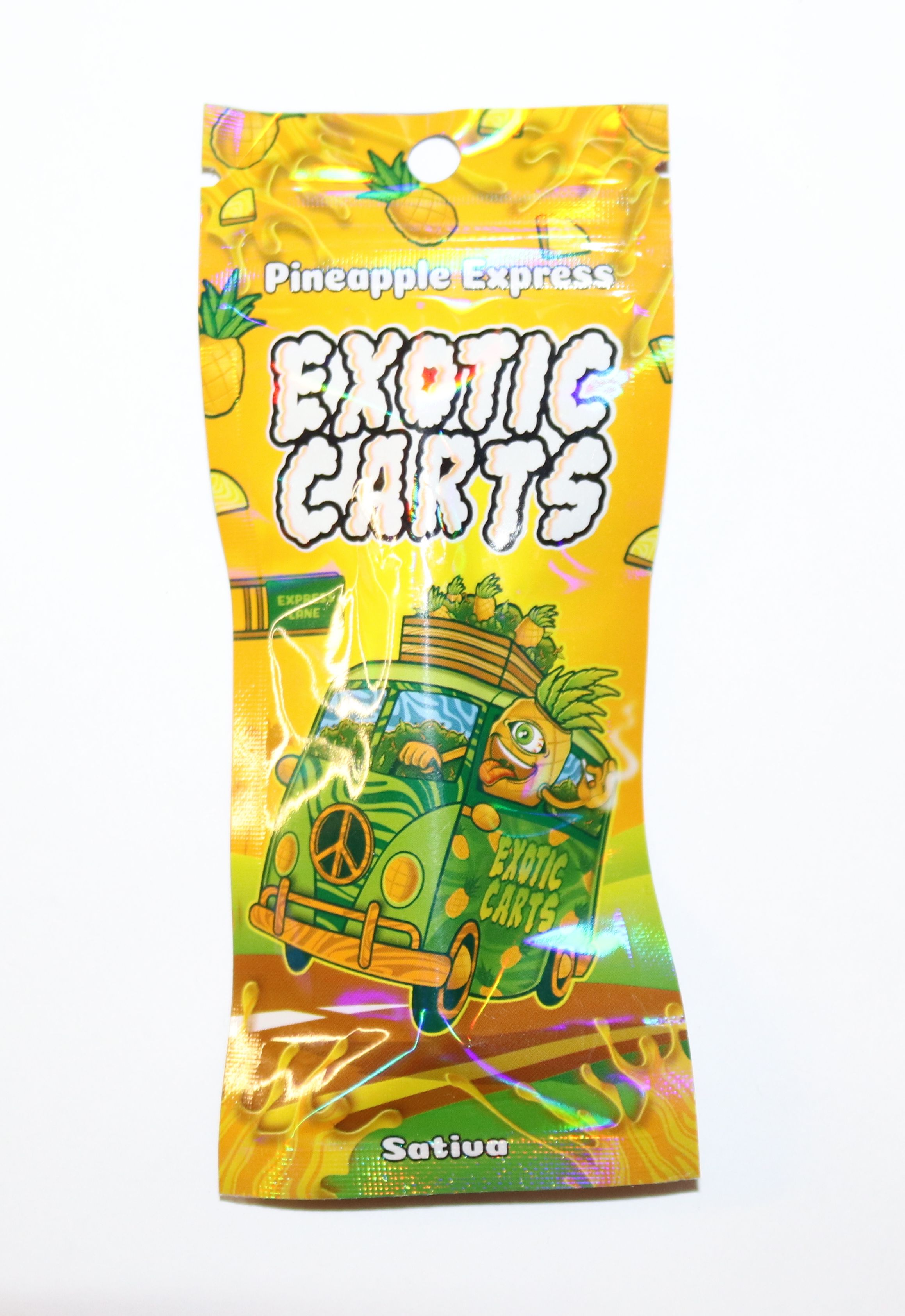 Exotic Carts - Pineapple Express
