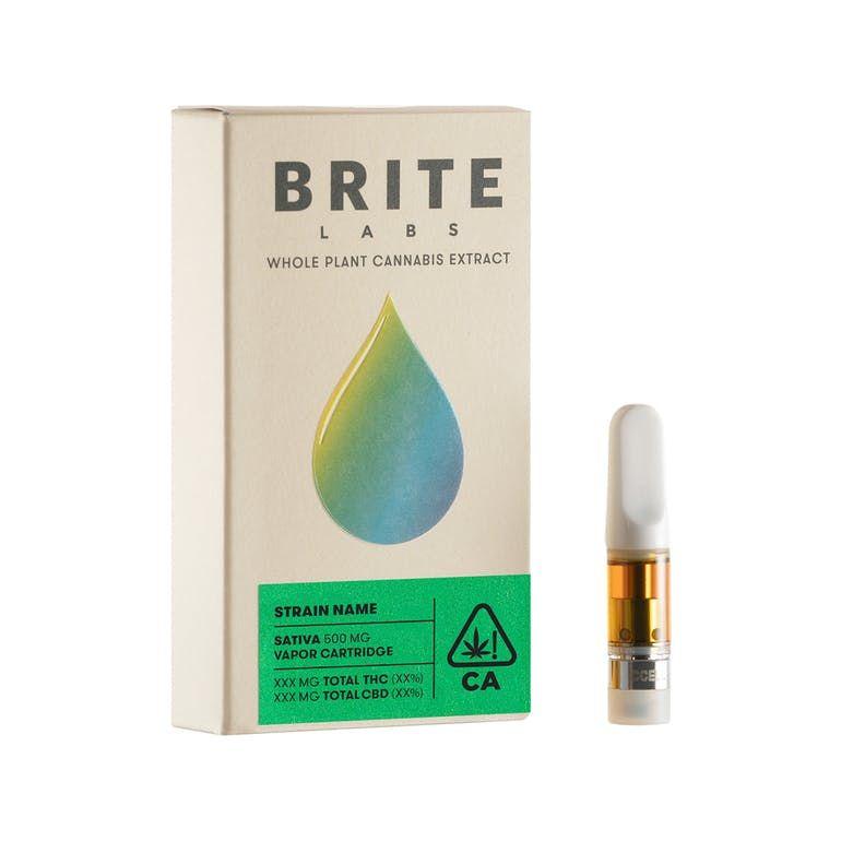 Brite Labs Cartridge Sour Diesel $38