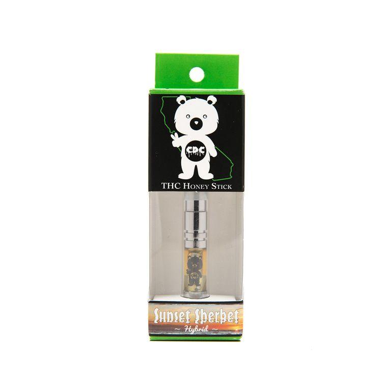Sunset Sherbet THC Honey Stick