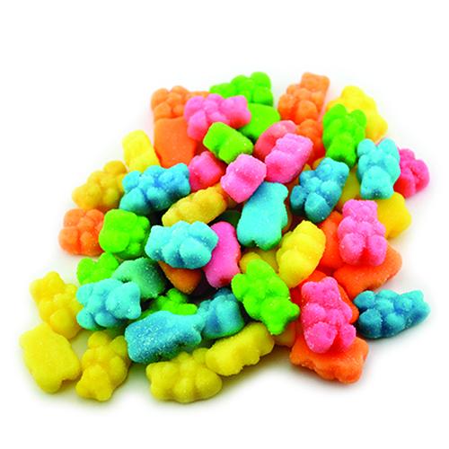 infused Creations Gummy Bears- 300mg (sativa)