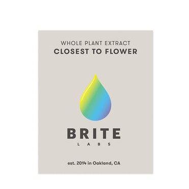 Brite Labs Pax Chem Dawg Sativa $50