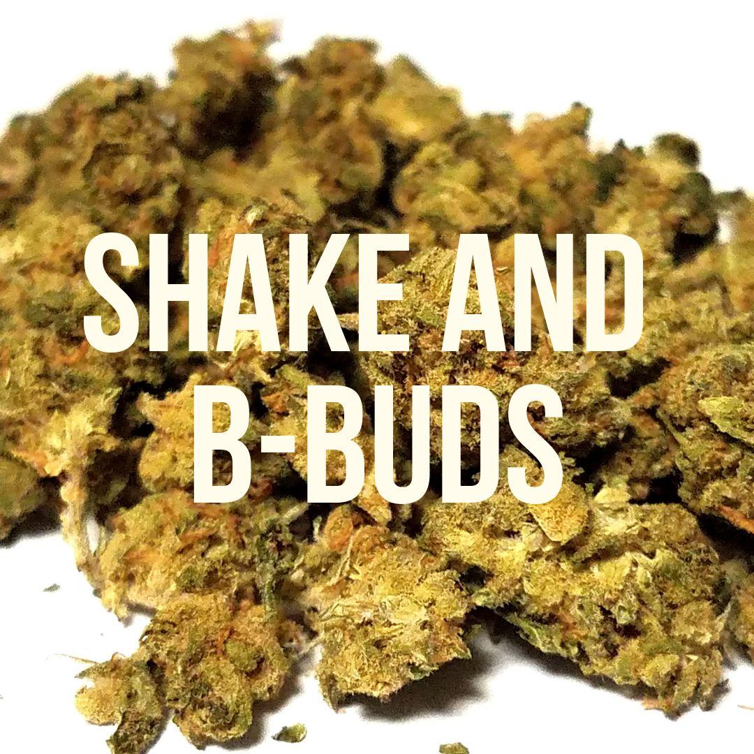 Loved Buds - Cinex B Buds, Sativa, Outdoor