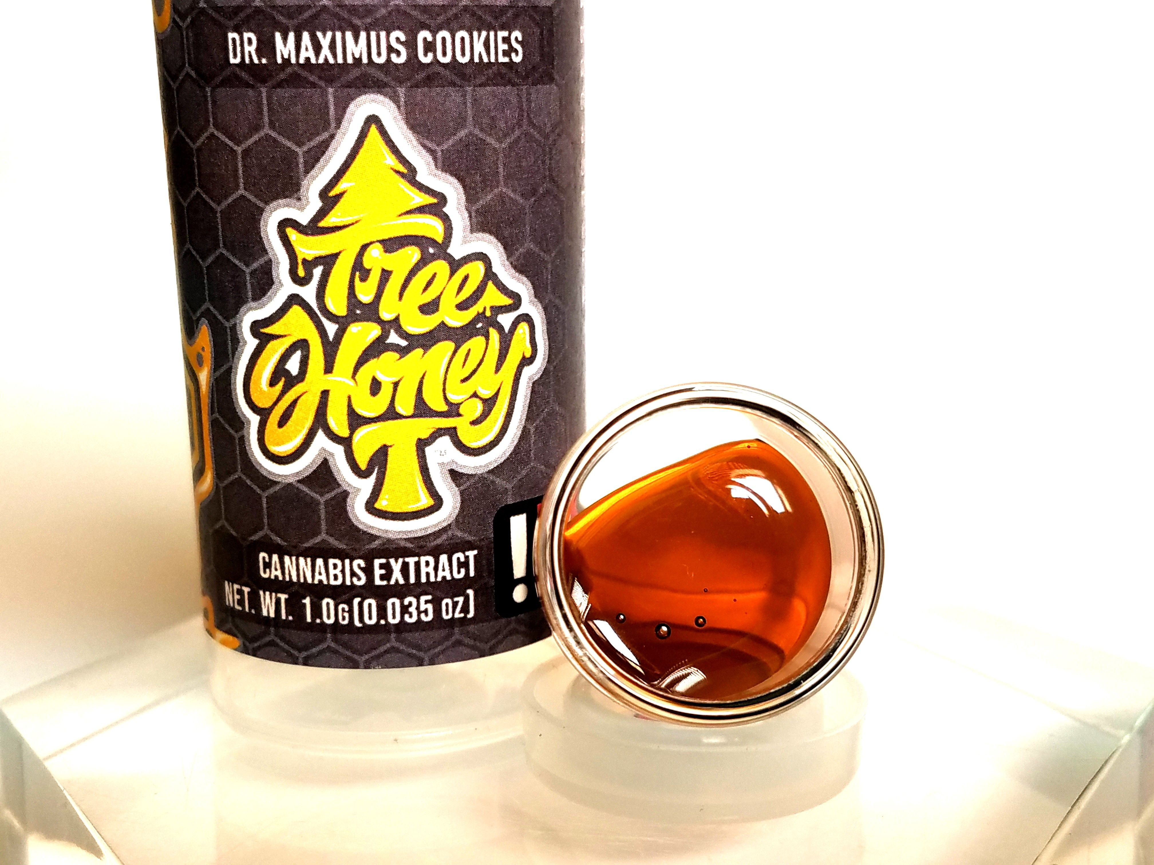 Tree Honey - Dr. Maximus Cookies, Indica Hybrid, Pull-n-Snap