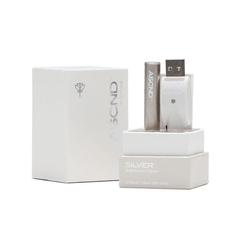 ASCND - Silver Battery