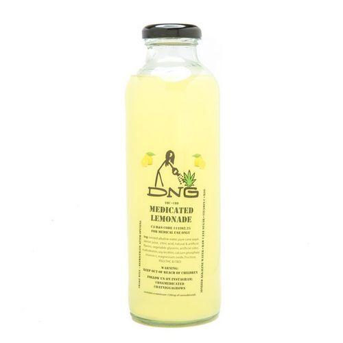 Medicated Lemonade 120mg