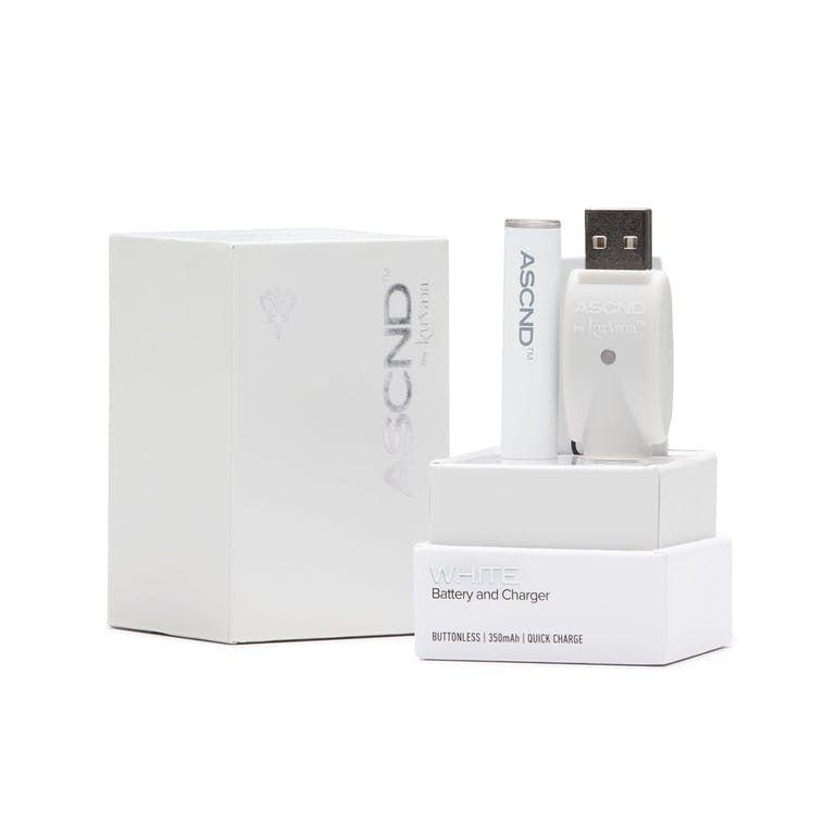 ASCND - White Battery