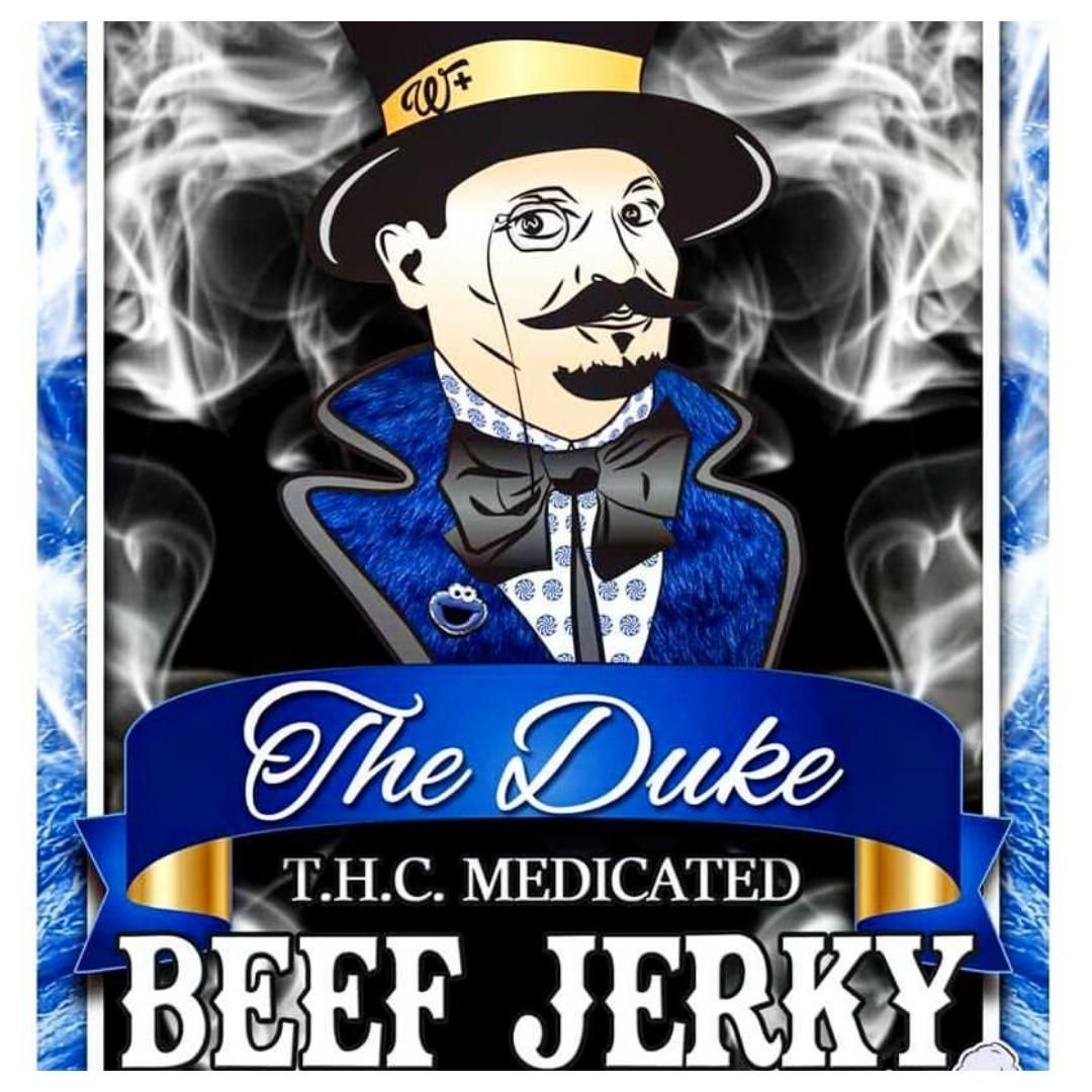 The Duke Beef Jerky