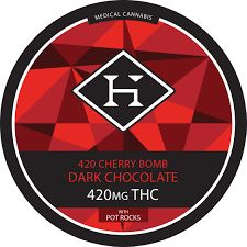 [Hashman] 420 Cherry Bomb - Chocolate