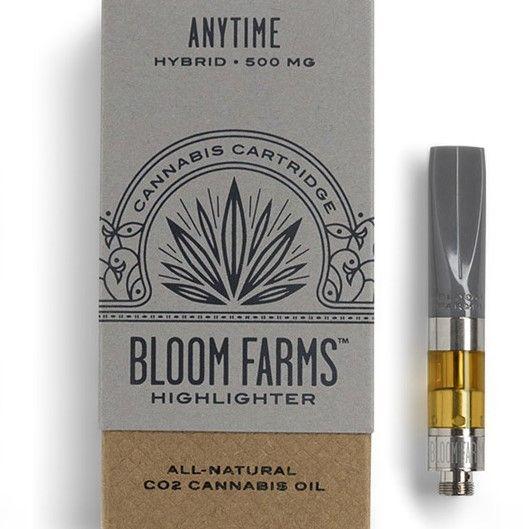 Bloom Farms Cartridge Hybrid 500mg $35