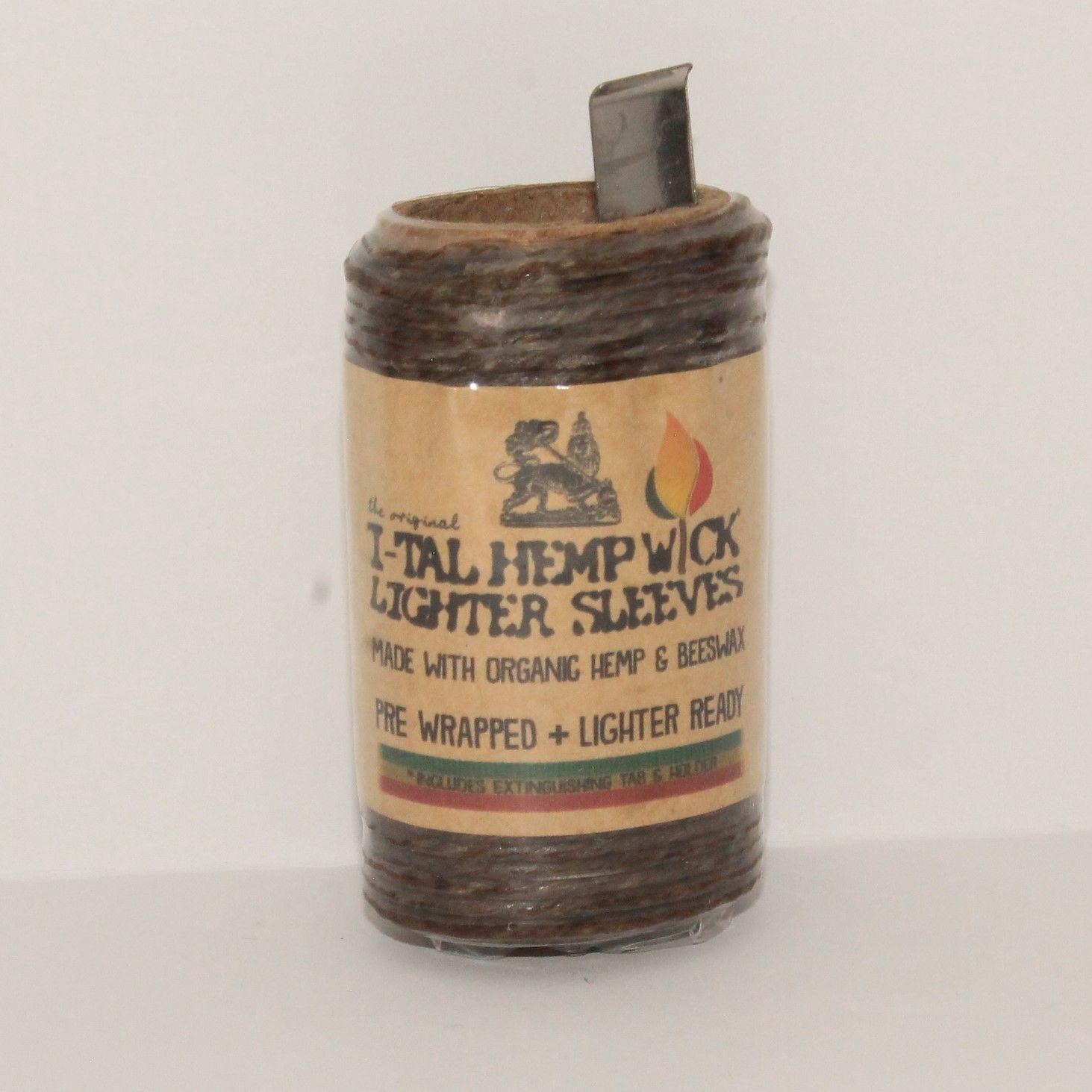I-Tal Hempwick - Lighter Sleeve