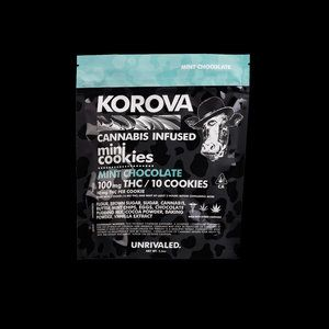 Korova Mint Chocolate Minis $23